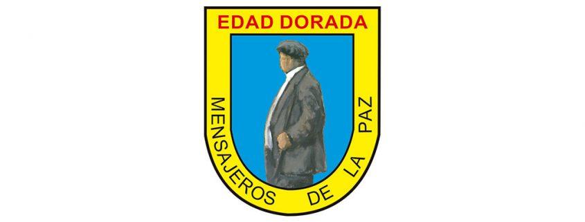 Edad Dorada Mensajeros de la Paz Andalucía logo